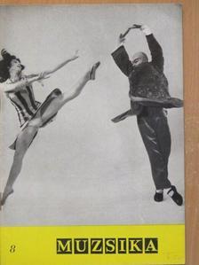 Bónis Ferenc - Muzsika 1968. augusztus [antikvár]