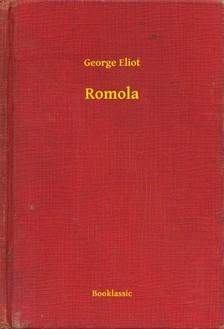 George Eliot - Romola [eKönyv: epub, mobi]