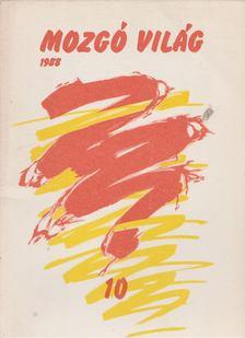 P. Szűcs Julianna - Mozgó Világ 1988/10. [antikvár]