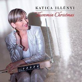 THEREMIN CHRISTMAS CD ILLÉNYI KATICA
