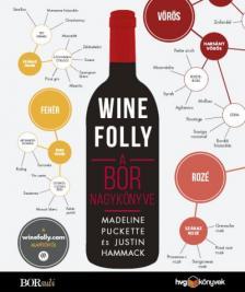 Madeline Puckette , Justin Hammack - Wine Folly - A bor nagykönyve