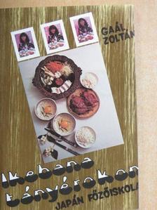 Gaál Zoltán - Ikebana tányérokon [antikvár]