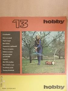 Balázs Sándor - Hobby 13. [antikvár]
