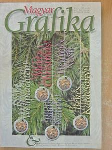 Bór Gabriella - Magyar Grafika 2001/6. [antikvár]