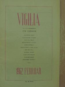 Ágoston Imre - Vigilia 1962. február [antikvár]