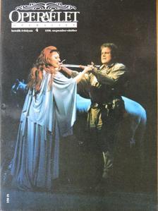 Albert István - Operaélet 1998. szeptember-október [antikvár]