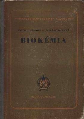 Biokémia [antikvár]