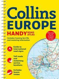 COLLINS EUROPE HANDY 2018