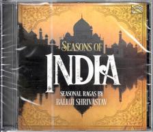 SEASONS OF INDIA CD BALUJI SHRIVASTAV