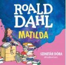 Roald Dahl - Matilda - Hangoskönyv