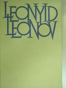 Leonyid Leonov - A tolvaj [antikvár]