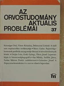 Bános Csaba - Az orvostudomány aktuális problémái 37. [antikvár]