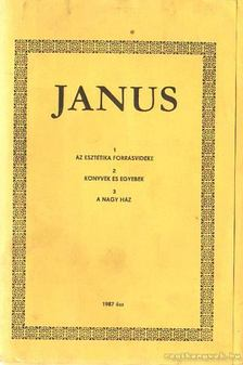 Horányi Özséb - Janus 1987 ősz [antikvár]