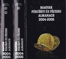 Kerekes György - Magyar pénzügyi és tőzsdei almanach 2004-2005 I-II. [antikvár]