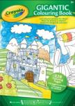Crayola Maxi kifestőalbum 128 oldalas