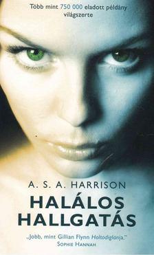 HARRISON, A.S.A. - Halálos hallgatás [antikvár]