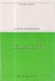 Fazekas Mihály - Lúdas Matyi [antikvár]