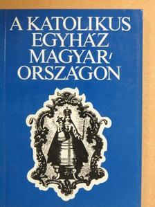 Érszegi Géza - A katolikus egyház Magyarországon [antikvár]