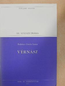 Federico García Lorca - Vérnász/Címtelen színdarab [antikvár]