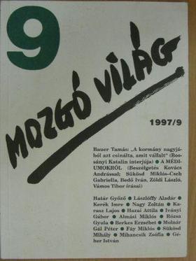 Almási Miklós - Mozgó Világ 1997. szeptember [antikvár]