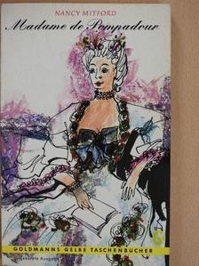 Nancy Mitford - Madame de Pompadour [antikvár]