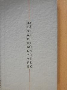 Halász Albert - Könnyű versek (dedikált példány) [antikvár]