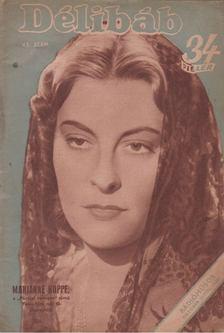 Bibó Lajos - Délibáb 1943. XVII. évf. 41. szám [antikvár]