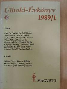 Baka István - Újhold-Évkönyv 1989/1 [antikvár]