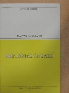 Balassa Bálint - Históriás énekek [antikvár]
