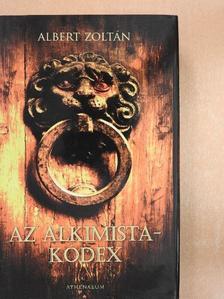 Albert Zoltán - Az alkimista-kódex [antikvár]