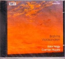 BRAHMS... - VIOLASONATEN CD