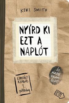 Keri Smith - Nyírd ki ezt a naplót és alkoss valami újat! Paper Bag (Papír zacskó) - Limitált kiadás