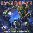 Iron Maiden - THE FINAL FRONTIER - CD