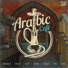 ARABIC CAFÉ CD MOROCCO, TUNISIA, EGYPT...