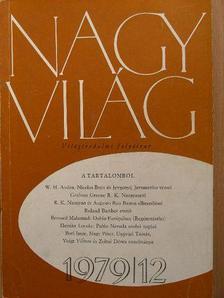 Voigt Vilmos - Nagyvilág 1979. december [antikvár]