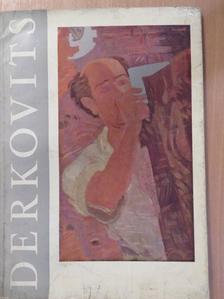 Pogány Ö. Gábor - Derkovits Gyula [antikvár]
