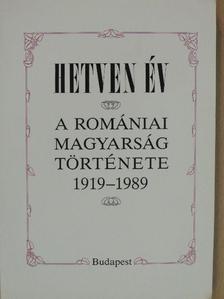 Barabás Béla - Hetven év [antikvár]