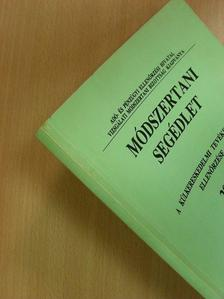 Nebehaj József - Módszertani segédlet - A külkereskedelmi tevékenység ellenőrzése [antikvár]