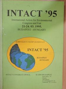 Bánhidi János - Intact '95 Nemzetközi Környezetvédelmi Kongresszus és Kiállítás [antikvár]