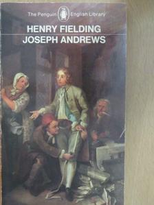 Henry Fielding - Joseph Andrews [antikvár]