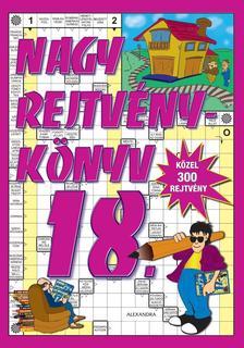Kresz Károly - Nagy rejtvénykönyv 18.
