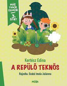 Kertész Edina - A repülő teknős