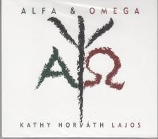 ALFA & OMEGA CD KATHY HORVÁTH LAJOS
