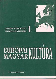 N. Szabó József - Európai kultúra - magyar kultúra 1945-2000 [antikvár]