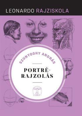 Szunyoghy András - Portrérajzolás - Leonardo rajziskola