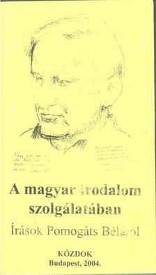 Beke György - A magyar irodalom szolgálatában [antikvár]