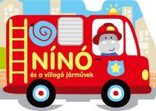 Szalay Könyvkiadó - Nínó és a villogó járművek