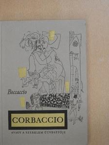 Boccaccio - Corbaccio, avagy a szerelem útvesztője [antikvár]