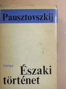 Konsztantyin Pausztovszkij - Északi történet [antikvár]