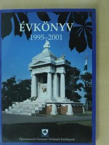 B. Nagy Ágnes - Évkönyv 1995-2001 [antikvár]